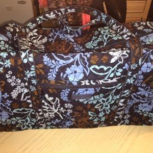 Vera Bradley Bags - NWT Vera Bradley Java Floral Large Duffel Bag